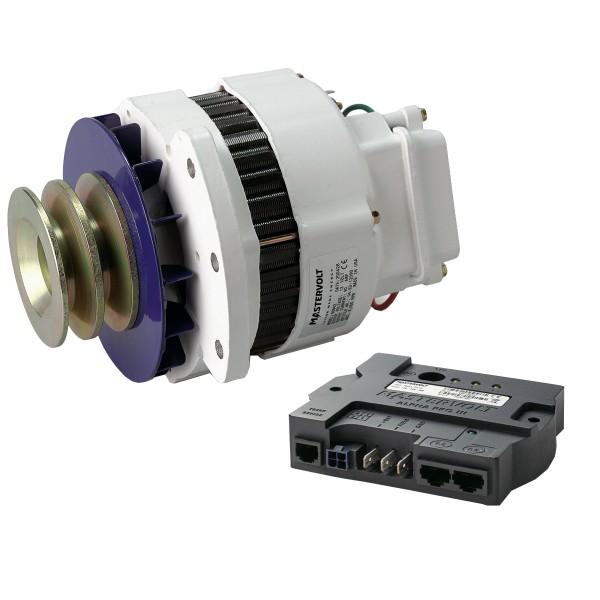 Bundle: Alpha Lichtmaschine mit Alpha Pro III Laderegler