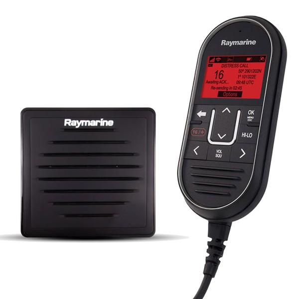 Kabelgebundene Zweit-Bedienstation für Raymarine Funkgeräte