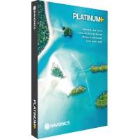 Platinum+ Seekarte (Small/XL)