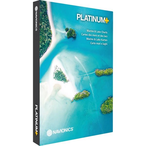 Platinum+ Seekarte (Large/XL3)