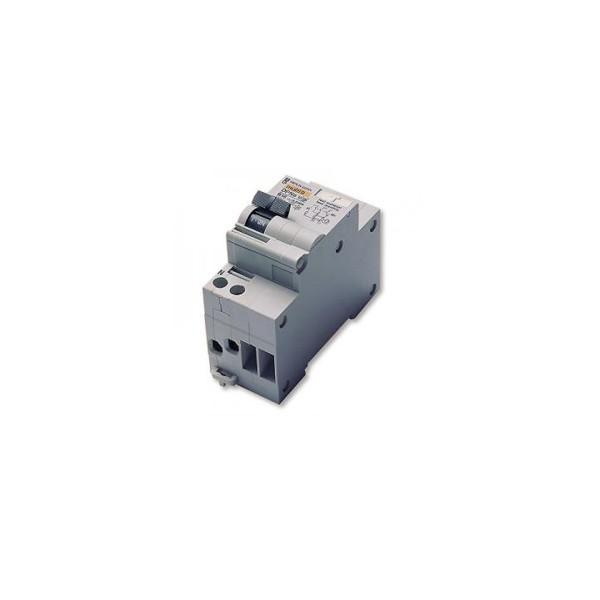Fehlerstrom-Schutzschalter DPN VIGI 16/B/30 mA, 1P+N
