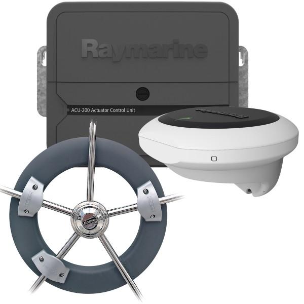 Evolution Autopilot-System mit Radpilot