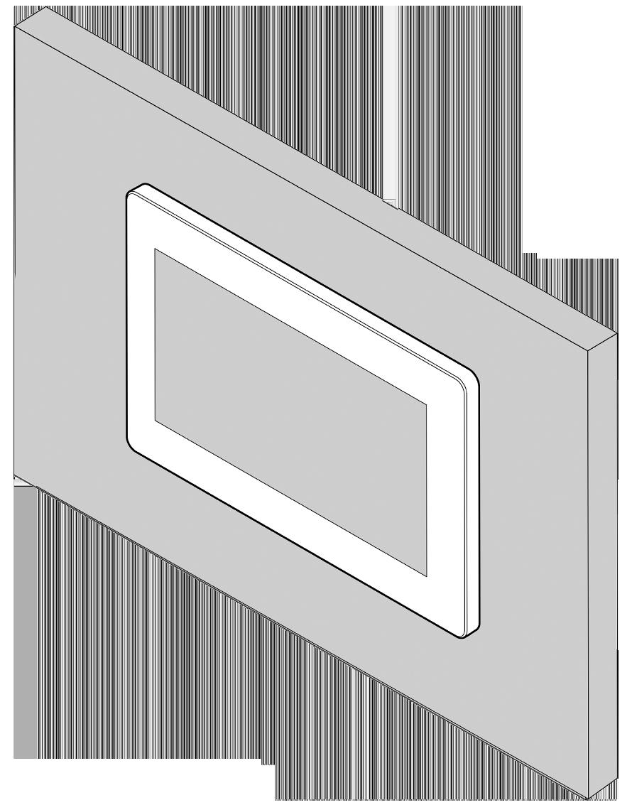 Oberflaechenmontage