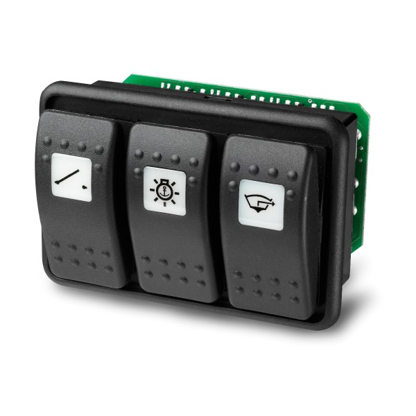 MasterBus Switch Input