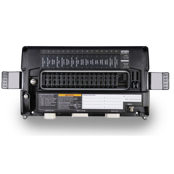 CZone Control 1 Interface