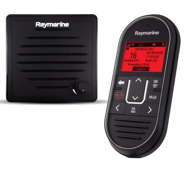 Kabellose Zweit-Bedienstation für Raymarine Funkgeräte