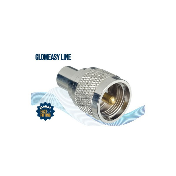 Glomeasy FME auf PL259 Adapter