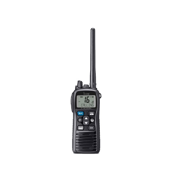 IC-M73 UKW-Marinehandfunkgerät