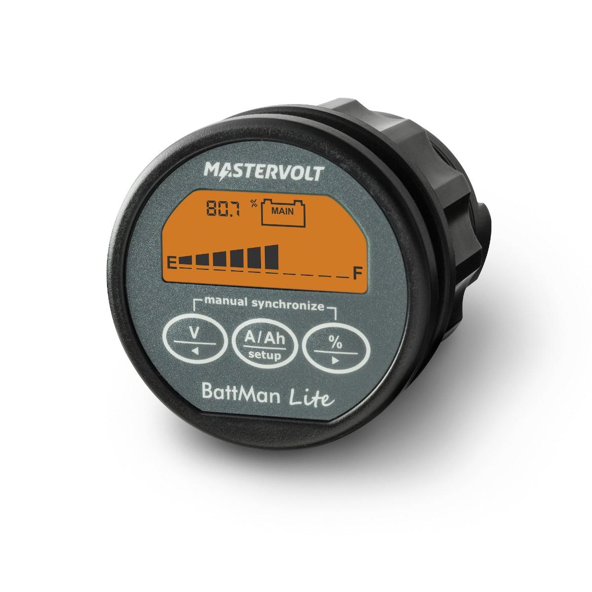 BattMan Batteriemonitor