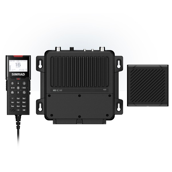 RS100 Blackbox UKW-Marinefunkgerät mit integriertem AIS