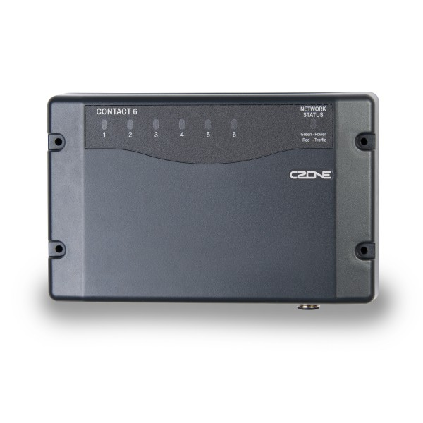 CZone Contact 6 Interface