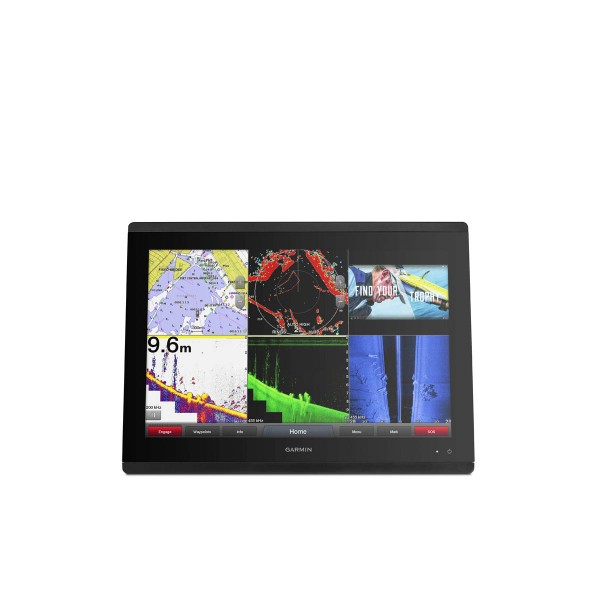 GPSMAP 8400 Serie Glass Bridge Multfiunktionsdisplay