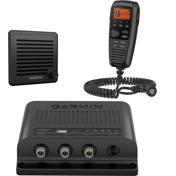 VHF 315i Blackbox UKW-Marinefunkgerät