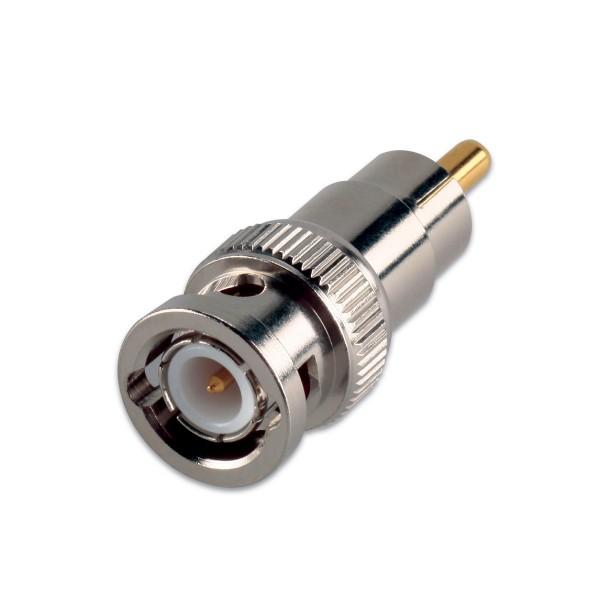 BNC- auf RCA-Adapter