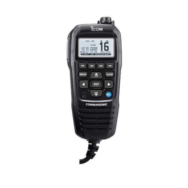 Fernbedienungsmikrofon COMMANDMIC für Einbaufunkgeräte