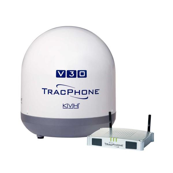 TracPhone Satellitenkommunikationsanlage