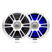"""SG-FL88 8,8"""" Signature Serie 2 Lautsprecher mit LED-Beleuchtung, Weiß"""