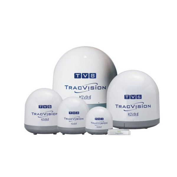 TracVision TV-Serie Satelliten TV-Antenne