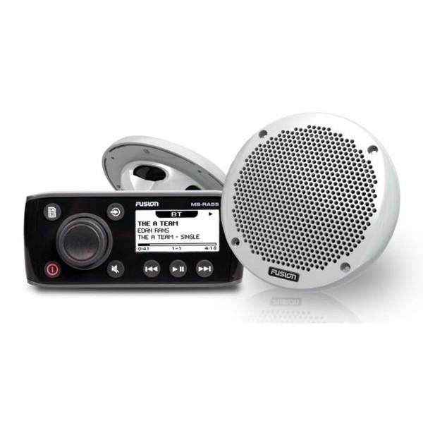 RA55 Marine Radio-Kit mit Lautsprechern