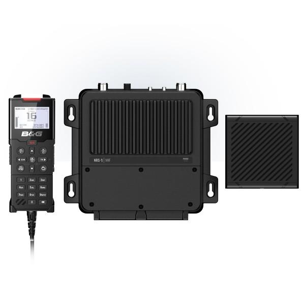V100 Blackbox UKW-Marinefunkgerät mit integriertem AIS