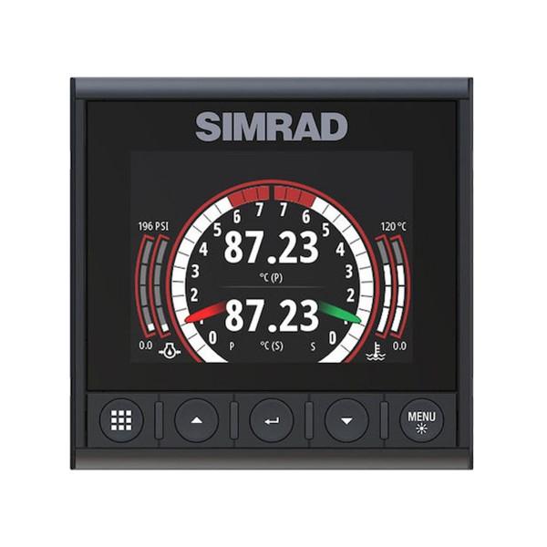 IS42J Motordaten-Display