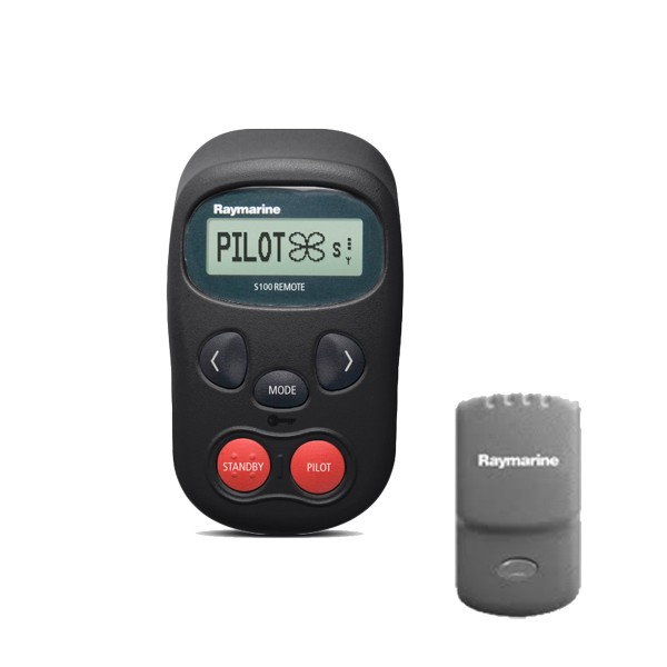 S100 kabellose Autopilot-Fernbedienung (inkl. Basisstation)