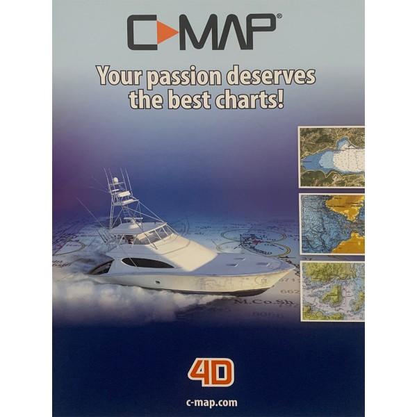 4D Seekarte