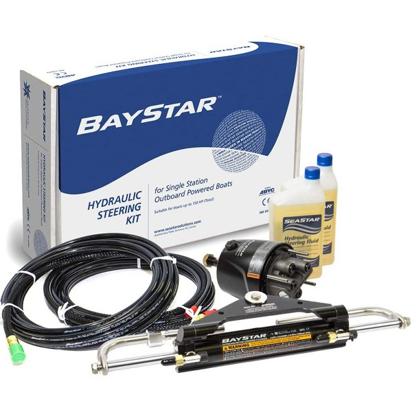 BayStar Hydraulisches Steuersystem für Außenborder bis 150 PS