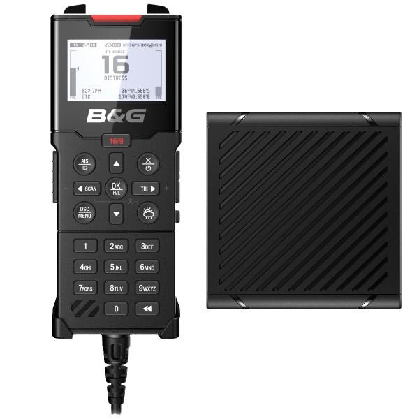 H100 KIT kabelgebundener Handhörer & Lautsprecher