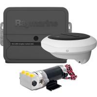 Evolution Autopilot-System mit Hydraulikpumpe