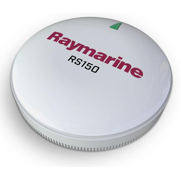 RayStar 150 GPS-Antenne mit Montageadapter für Masthalterung