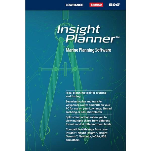 Insight Planner (DVD) Navigationsplanungssoftware